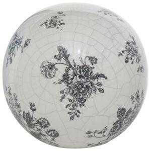DEKORAČNÁ GUĽA, keramika,