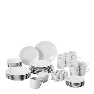 Homeware KOMBINOVANÝ SERVIS, 80-dielne, porcelán - biela