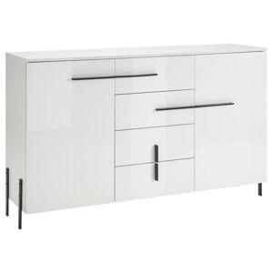 Xora KOMODA SIDEBOARD, biela, 150/92/40 cm