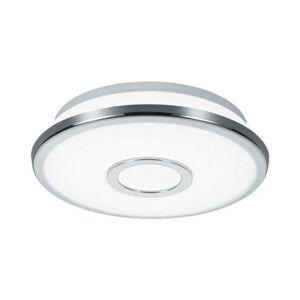 Novel LED STROPNÁ LAMPA, 21,0/5,0 cm - biela, chrómová
