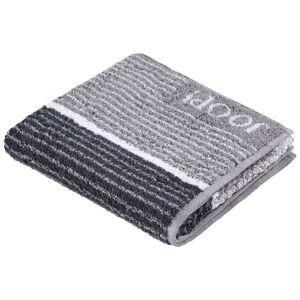Joop! MALÝ UTERÁK, 50/100 cm, sivá, čierna, strieborná - sivá, čierna, strieborná