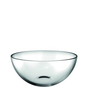 Leonardo MISKA, sklo, 25,5 cm - transparentné