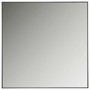 Linea Natura NÁSTENNÉ ZRKADLO, 85/85/3,7 cm - antracitová