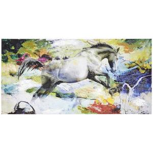 ORIGINÁLNY OBRAZ, zvieratá, 140/70 cm