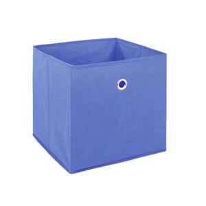 SKLADACÍ BOX, textil,