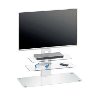 TV DIEL, biela, 90/104/40 cm - biela