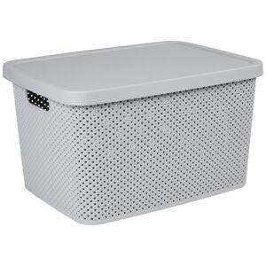 Homeware ÚLOŽNÝ BOX, plast