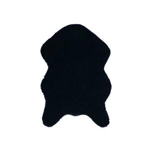 Novel UMELÁ KOŽUŠINA, 60/90 cm, čierna - čierna