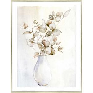 Monee UMELECKÁ TLAČ, kvety, 50/70 cm