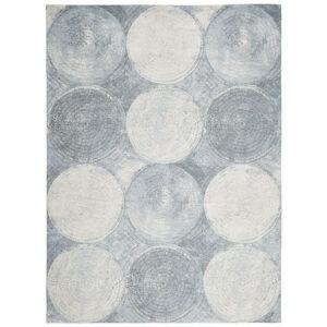 Novel VINTAGE KOBEREC, 160/230 cm, modrá, biela - modrá, biela