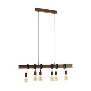 Marama ZÁVESNÁ LAMPA, E27/60 W, 100,5/7/110 cm